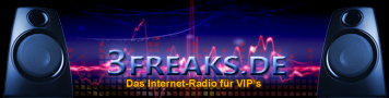 3Freaks Radio Website