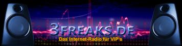 3Freaks Radio Website